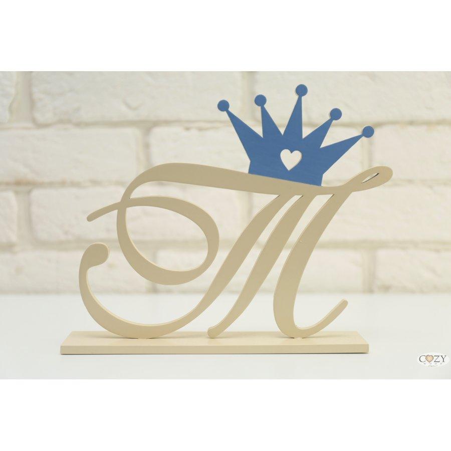 Корона из букв своими руками 45